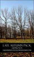 Late Autumn PACK by faelivrinen-stock