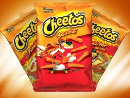 Cheetos by x-sandro