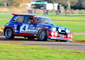 Jean Ragnotti Renault 5 Maxi by Willie-J