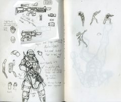 US Army themed IG concept by WordBearer