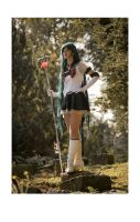 Eternal Sailor Pluto by SezuCosplay