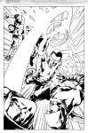 Powerman page 1 inks by madman1