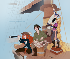Pirates! by Cuine