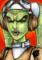 Hera Vampire by Christopher-Manuel