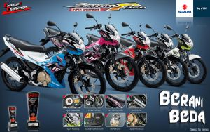 Satria Fu Hyper Underbound New Stripping 2012 by WINDEARTFLY