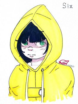 Six [Little Nightmares]  by Soulfire402