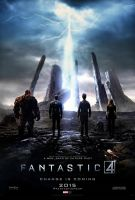 Fantastic Four - Poster (2015) by CAMW1N