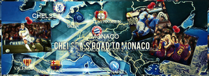 CHELSEA CHAMPIONS LEAGUE ROAD by InternazionaleSFA