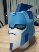 Animated Blurr HelmHat by Laserbot