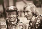 Niki Lauda | James Hunt (1977) by F1-history