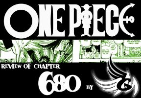 Review: ONE PIECE chapter 680 by FallenAngelGM