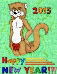 Happy New Year 2015 by MugenPlanetX