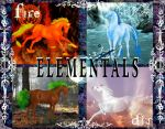 Elements:Water.Fire.Earth.Air. by SilverThowra