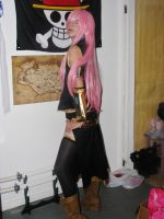 strike a pose Luka! by CosplayCuties