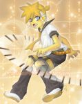 Len: Electric Voice System by yesi-chan