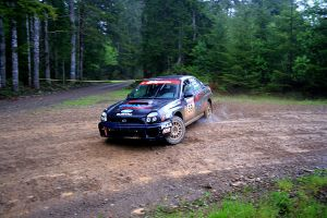 Patrick Moro at Olympus Rally by qmorley