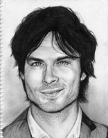 Ian Somerhalder. by IWalkWithShadows