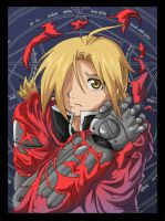 FMA - Torn by raidenokreuz76