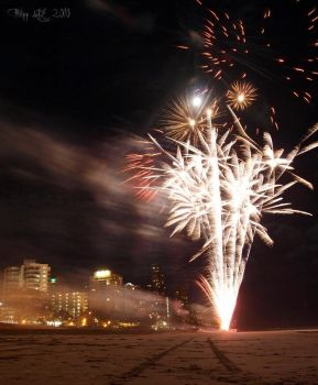 New Years at Surfers Paradise by da-phil