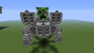 giant creeper spider launcher by 321kye