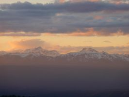Mt Owen and Mt Bell by LiquidityImages