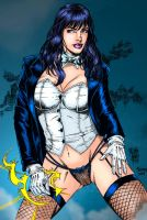 Zatanna. by Troianocomics