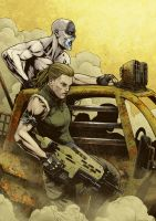 Mad Max Fury Draw entry by Spacefriend-T