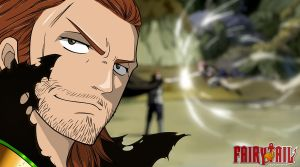 Fairy Tail Gildarts HD by DrLinuX