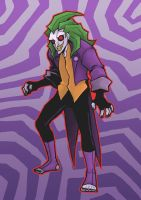 TB:Joker by spidergarden666