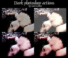 dark actions by Shadowss-stock