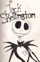 Jack Skellington by smokey2524