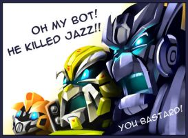 shocking autobots by zgul-osr1113