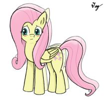 My New Style - Fluttershy by TikyoTheEnigma