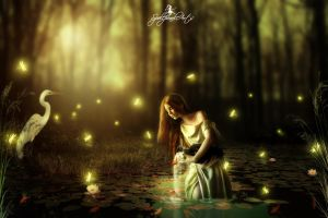 The Lights of Nature by SpellpearlArts