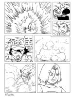 Ash vs Team Rocket fan comic page 17. by Rohanite