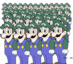 A army of Weegee's by ZigZag123