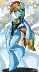 RD Wonderbolts Alt Outfit by XJKenny