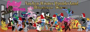 Nuclear Winter Wasteland Wonderland by aFriendlyHobo
