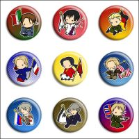 APH Buttons by Maxx-V
