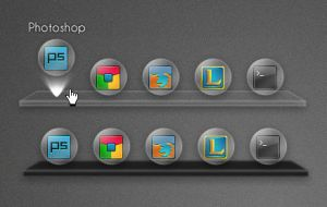 Orb Dock for XWidget by pigboat