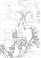 Last Paladines link_Onslaught by headconc