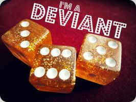 I'm A Deviant 365 by AcceptedOutcast