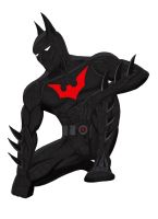 Batman Beyond 1 Unfinished by The-Primal-Clark