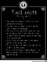 Yaoi Note (Used for Kpop yaoi shippers) by Kpopemohipstergirl