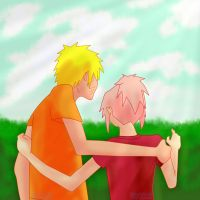 THANKS FOR THE 50000 So NaruSaku by lilyz12