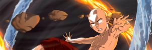 Aang_banner by ReneFelem