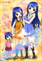 look at the future and the past , Wendy Marvell by icecream80810