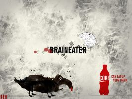 brain eater by fOXBLASTER
