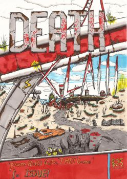 Death Claw 1st ISSUE! by Leviathan-Corp