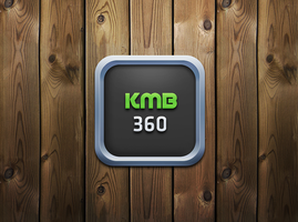 Ios icon for KMB by MathieuBerenguer